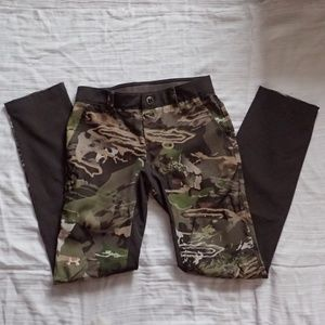 Under Armour Storm Forest Camo Fitted Pants 2
